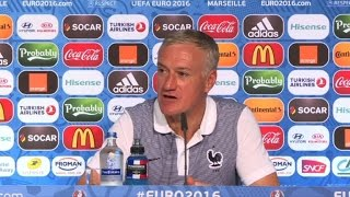 Deschamps: 'Les Bleus' must attack to make history vs Germany