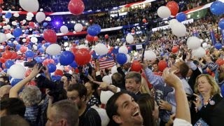 Political conventions are big business