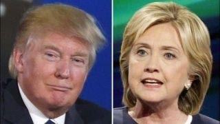 Clinton slams Trumps business record
