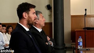 Messi facing 21 months in prison for tax fraud