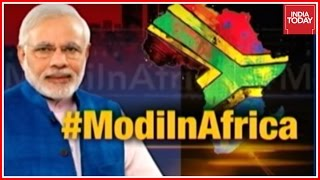 Narendra Modi Visit To Africa, First Prime Ministerial Visit In 37 Years
