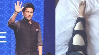 Sachin Tendulkar undergoes knee surgery, post image online