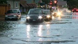 Powerful Summer Storm Hits Minneapolis