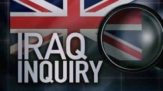 British Report Slams Blair Over Botched Iraq War