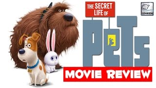 The Secret Life Of Pets MOVIE Review Kevin Hart, Jenny Slate