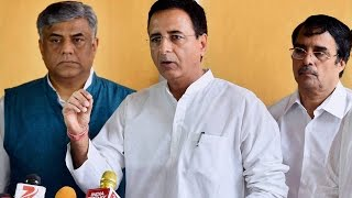Surjewala accuses PM Modi govt - BJP of Rs 45,000 crore Telecom scam