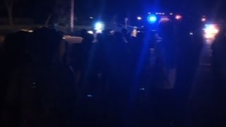 Protests In Minnesota After Police Kill Man