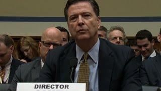FBI Dir.: 'No Basis to Conclude' Clinton Lied