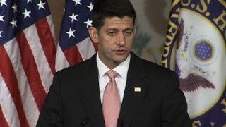 Ryan Applauds GOP meeting with Trump