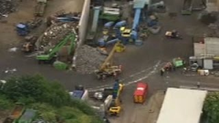 Raw: 5 Dead in Accident at UK Scrap Metal Plant