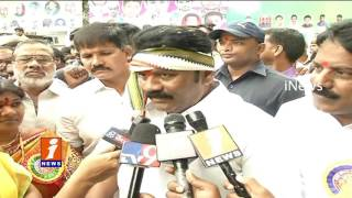 Telangana Minister Talasani Srinivas Yadav Comments On Bonalu Arrangements | iNews