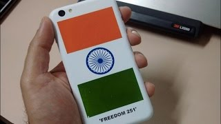 Controversial 'Freedom 251' phone delivery from Friday