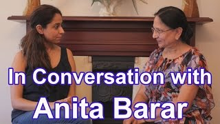 Mediaperson Anita Barar- Offering Humanistic Perspectives to Her Stories!