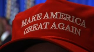 Trump Hats Fall Short on Made in USA Labels