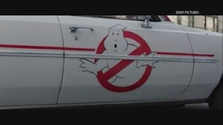 Everybody can be a Ghostbuster, say cast