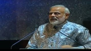 "Today India's success story can be defined in just 4 letter ""HOPE"" : PM Modi"