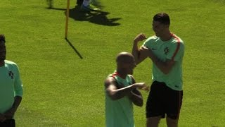Portugal look to 'honour their nation' with win against France