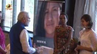 PM Modi Interacts With 'Solar Mamas' In Tanzania - Modi Four Nation Tour