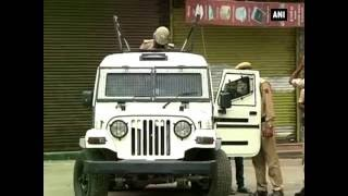 Burhan Wani death row: 15 killed during protests, curfew imposed in valley