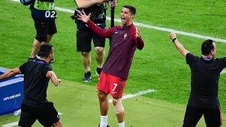 Portugal vs France 1-0 - UEFA EURO 2016 - 10/07/2016