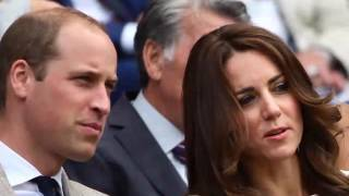 Kate Middleton can't contain her excitement watching Andy Murray WIN Wimbledon