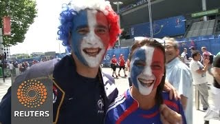 Fans excited, stressed ahead of Euro 2016 final