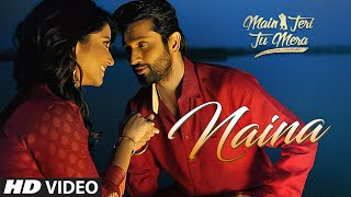 Roshan Prince Naina Video Song - Main Teri Tu Mera - Latest Punjabi Movie 2016