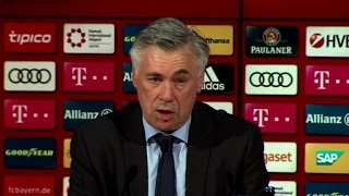 New Bayern coach Ancelotti vows to keep club on the attack