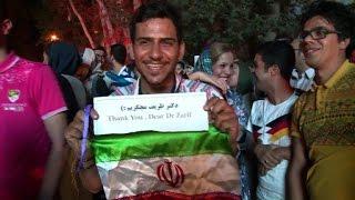 Tehran bazaar blends hope, caution a year after nuclear deal