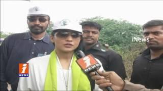 Heroine Regina About Haritha Haram - iNews