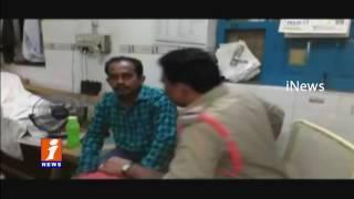 Robbery in Kurnool Hospital - Kamineni Staying in Hospital - iNews