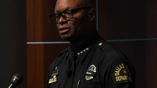 Dallas Police Chief Receiving Death Threats