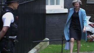 UK Shakeup: Theresa May to Become Prime Minister