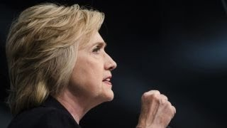 Was Clinton right to say white America needs to 'listen up'?