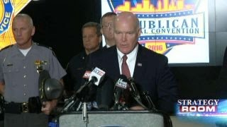Concerns growing over RNC security measures