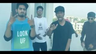 Takkar AJ Bhargava x Rapper Viren x Somey Kale x Rabbit x Faqeer | Hindi Rap Song | DesiHipHop Inc
