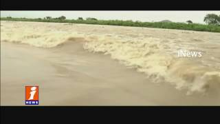 Pranahita and Indravati rivers overflow with Flood Water After heavy Rains | iNews