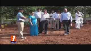 Endowments Commissioner Anuradha Inspects Krishna Pushkaralu Arrangements | iNews