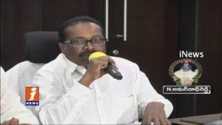AP Govt will follow Amaravati Land Pooling process for Machilipatnam Port   Konakalla   iNews