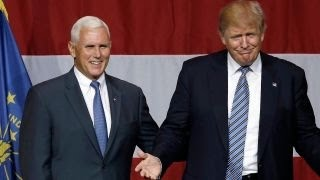 Will Gov. Mike Pence move the needle for Donald Trump?