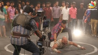 Sipaayi Movie Fight Making Video Siddharth Mahesh,  Sruthi Hariharan, Rajath Mayee