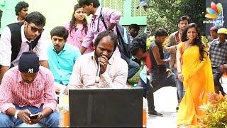 Sipaayi Movie Muddu Pori Song Making Siddharth Mahesh, Sruthi Hariharan