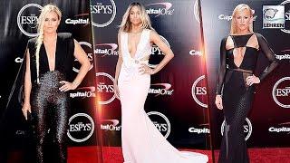 ESPY Awards 2016 Red Carpet Arrivals Ciara, Olivia Munn