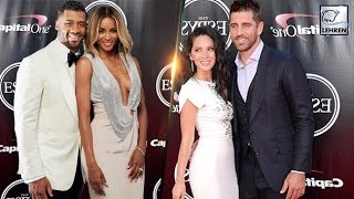 ESPY Awards 2016: HOTTEST Couples Ciara & Russell Wilson