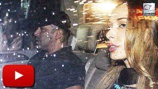 Salman Khan-Iulia Vantur SPOTTED Sister Arpita Sharma's Party