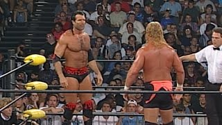 Scott Hall & Randy Savage vs. DDP & Curt Hennig: WCW Bash at the Beach 1997, only on WWE Network