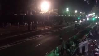 Terrorist attack on Bastille day celebration in Nice, France