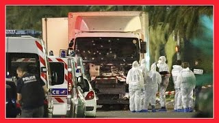 TRUCK RAMS INTO CROWD IN NICE, FRANCE | ISIS TERRORIST ATTACK?