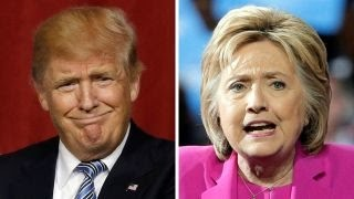 Trump tying Clinton in new poll an 'astonishing development'