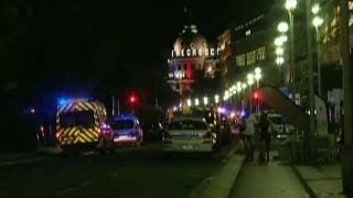 At least 73 killed, more than 100 injured in Nice, France